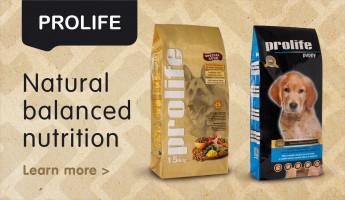 Natural balanced nutrition - Prolife