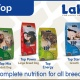 Laky Top - Complete nutrition for all breeds.