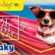 Laky Playtime: Eat. Beach. Sleep. Repeat.